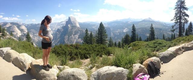 20 weeks at Glacier Point, Yosemite