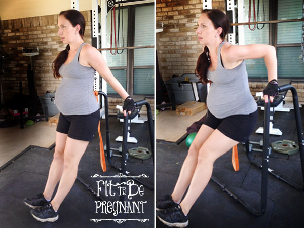 HIIT Workout for Pregnancy | Ice Ice Baby